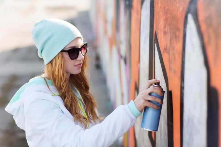 Spray! Can Art!
